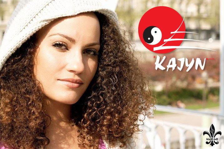 Vanessa Sone prof de hip hop new style au Kajyn