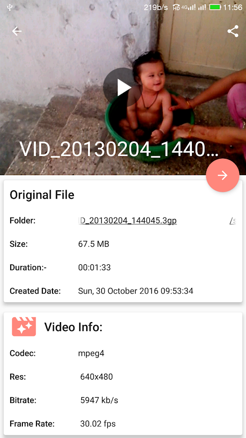 Video Converter Pro- screenshot