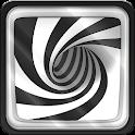 Black and White Live Wallpaper icon