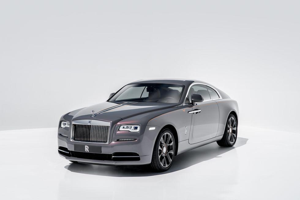 Rolls Royce Wraith - The World's Most Luxurious Coupé Asante Afrika Magazine