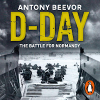 d day the battle for normandy by antony beevor. Black Bedroom Furniture Sets. Home Design Ideas