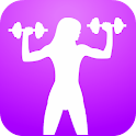 Gym Workouts Fitness for Women icon