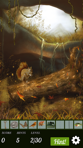 Hidden Object: Forest Friends Adventure - screenshot