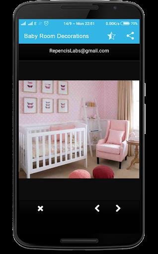 嬰兒房裝飾