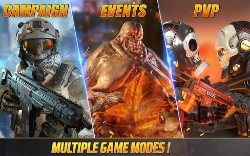 Kill Shot Bravo MOD Apk 6.4 (Unlimited Ammo/No Sway) 4