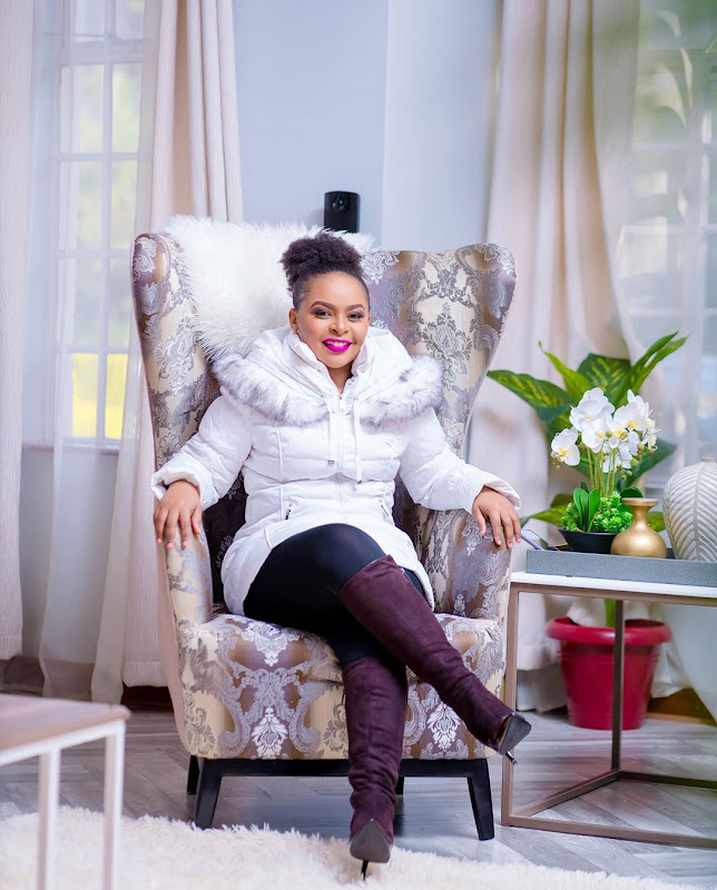 'Depression, sickness and death never put me down,' Size 8 celebrates turning 33