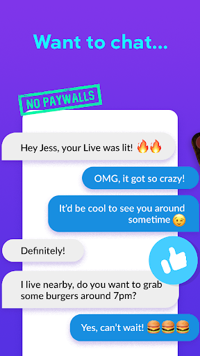 MeetMe: Chat & Meet New People screenshot 3