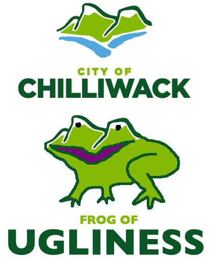 Ugly frog.