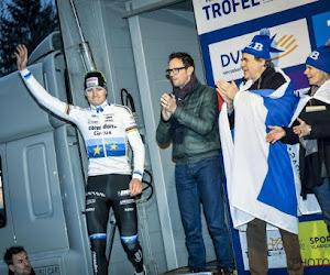 Winnaar Brussels Universities Cyclocross krijgt bijzondere prijs