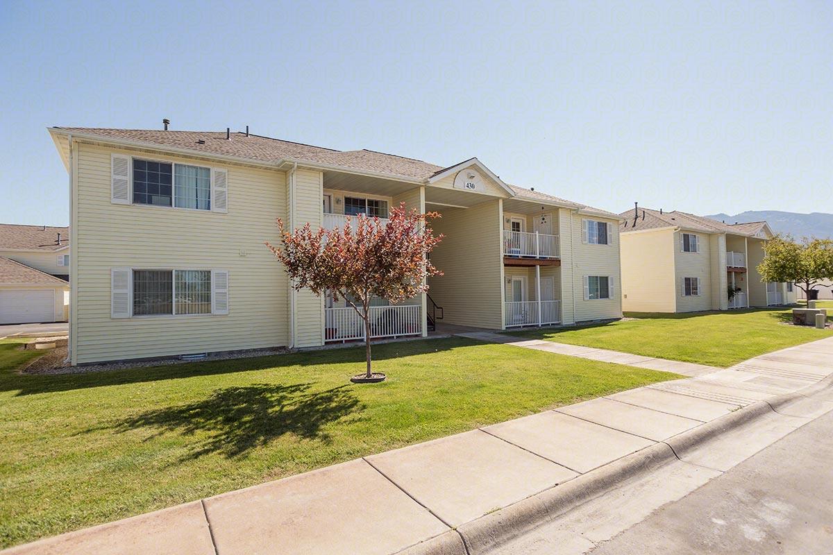 Mountain View I Apartments in Hamilton, Montana | Highland ...