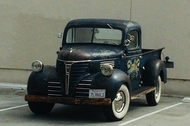 1941 Plymouth Hire CA