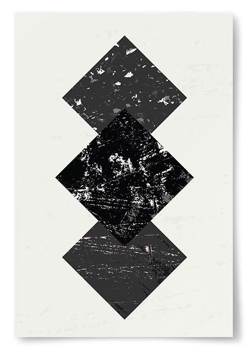 Poster Granitskivor