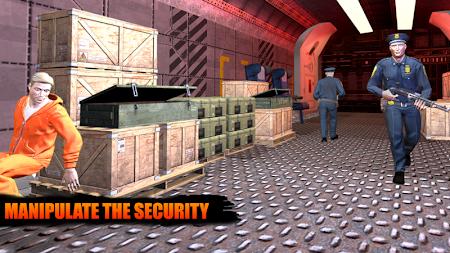 Police Airplane Prison Escape 1.6 screenshot 1108704