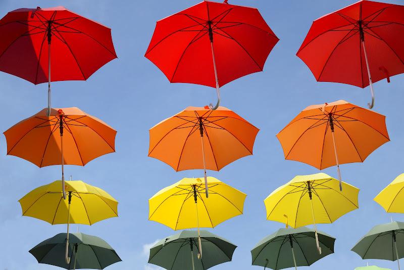 pioggia di colori di Moretti Riccardo