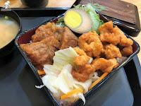 八品盛蝦豚飯