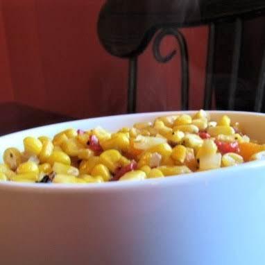 Corn O'brien Recipe