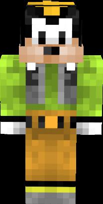 Goofy Kingdom Hearts Nova Skin