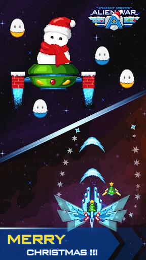 Alien War - Spaceship Shooter (Unreleased)  screenshots 2