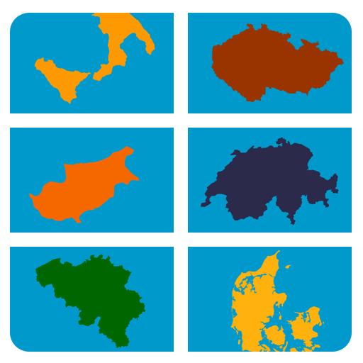 Landen Quiz Europa