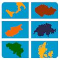 Landen Quiz Europa icon