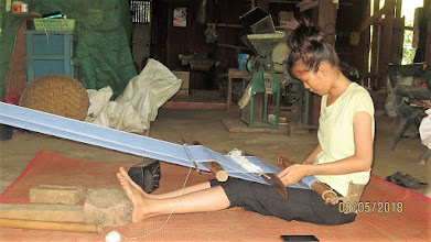 Photo: Chang Dao Home Care - Home weaver