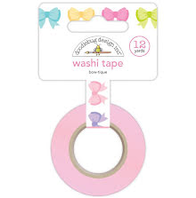 Doodlebug Washi Tape 15mmx12yd - Bow-Tique