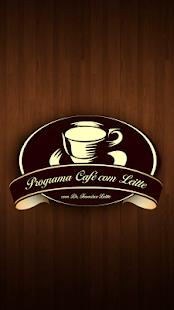 Programa Café com Leitte - náhled