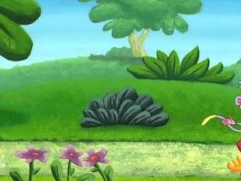 La Cueillette des myrtilles