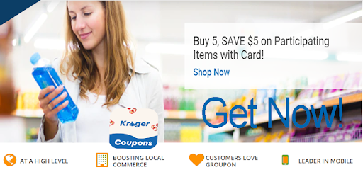 Digital Coupons for Kroger - Hot Discounts
