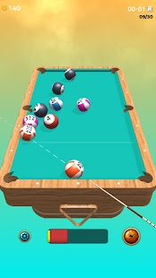 Pool 2048 Screenshot