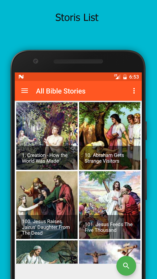 All Bible Stories- screenshot