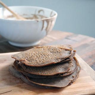 Injera Ethiopian Flat Bread
