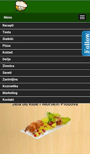 Kuvar Recepti