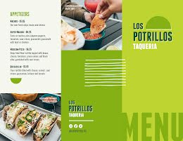 Los Potrillos - Food Menu item