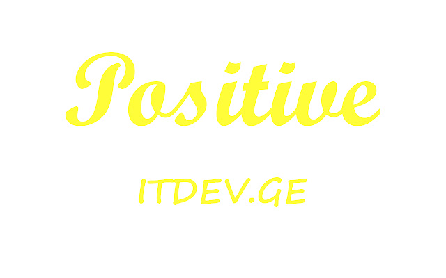 Positive From ITDev