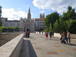 Photo: Pont et Arco de Santa Maria