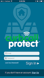 CurbCall Protect- screenshot thumbnail