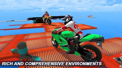 Bike Rider 2020: Motorcycle Stunts game android2mod screenshots 7