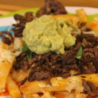 Carne Asada Fries.