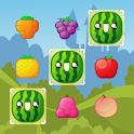 Match 3 Happy Fruits icon