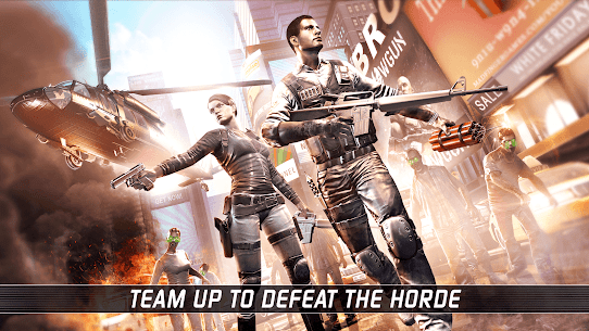 UNKILLED MOD APK+DATA (Unlimited Ammo) 3