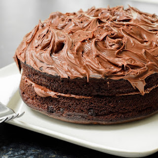 5 Ingredient Flourless Chocolate Cake In The Air Fryer.