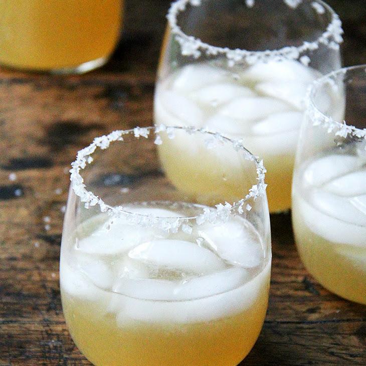 Favorite Margarita: Grand Marnier + Tequila + Fresh Lime
