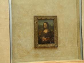 Photo: Tak alespoň zdálky (La Joconde, Monna Lisa - Musée du Louvre)