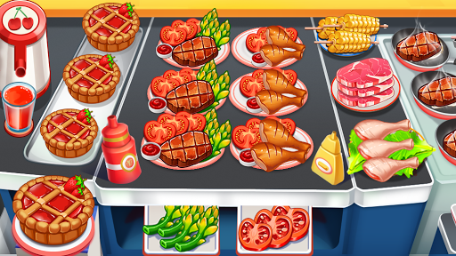 American Cooking Games Star Chef Restaurant Food 1.02 screenshots 2