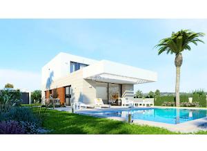 Los Montesinos Freistehende Villa for sale