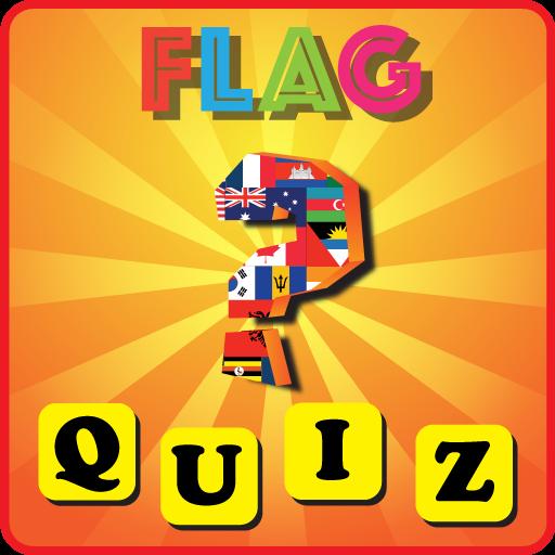 世界标志测验:学旗 益智 App LOGO-硬是要APP