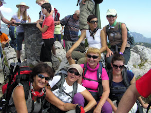 Photo: zenski dio ekipe