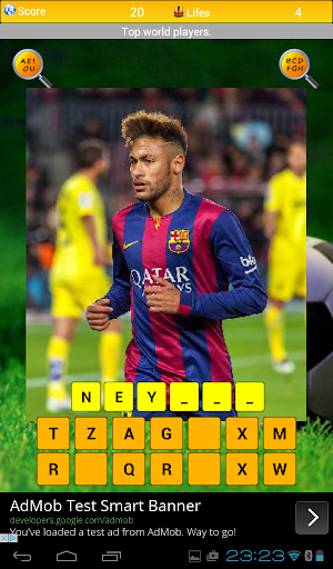 Soccer Players Quiz 2017 PRO 1.12 screenshots 22