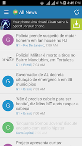 Brazil News screenshot 9